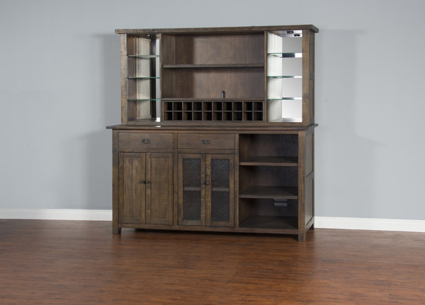 Homestead Hutch And Buffet 1969Tl By Sunny