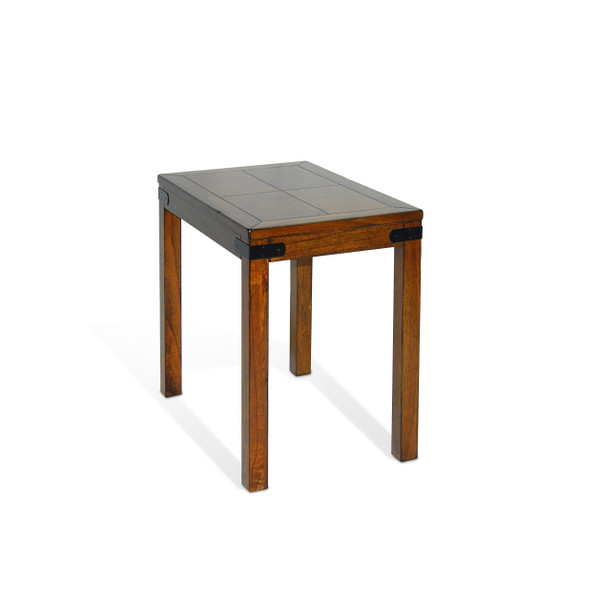 Safari Chair Side Table 3299Nw-Cs By Sunny