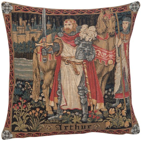 Legendary King Arthur I European Cushion Covers WW-10417-14365