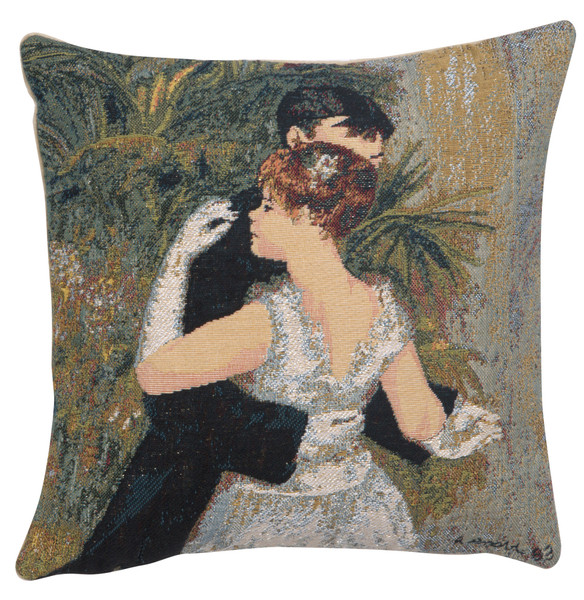 Danse A La Ville European Cushion Covers WW-10422-14370