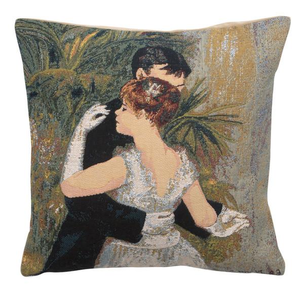 Degas Danse A La Ville European Cushion Covers WW-11686-15583