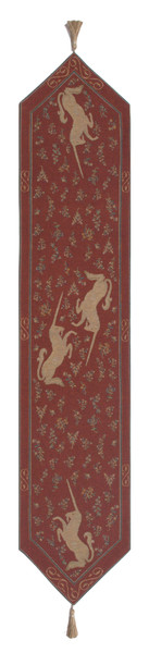 Licorne II Large French Table Runner WW-11799-15712