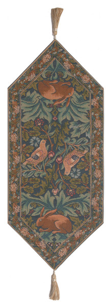 Brother Rabbit Small French Table Runner WW-11803-15716