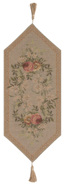 Aubusson Light I Small French Table Runner WW-11824-15741
