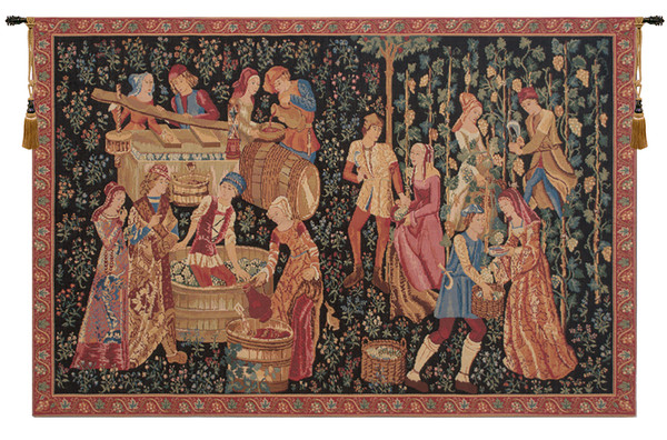 The Vintage European Tapestry WW-1208-1805