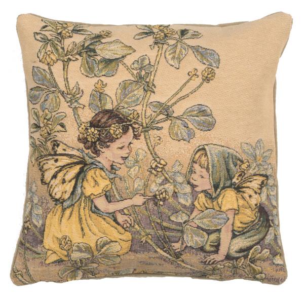 Black Medick Fairy Cicely Mary Barker European Cushion Covers WW-1256-1919