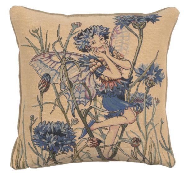 Cornflower Fairy Cicely Mary Barker European Cushion Covers WW-1258-1928