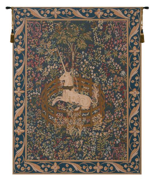 Licorne Captive French Tapestry WW-199-363