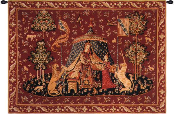 A Mon Seul Desir II French Tapestry WW-200-365