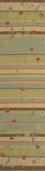 Country Flowers French Table Runner WW-3840-5328