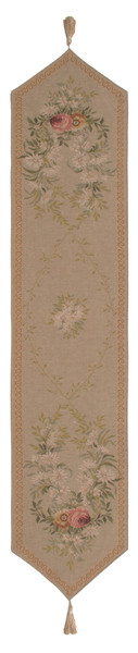 Aubusson Light I Large French Table Runner WW-3896-5430