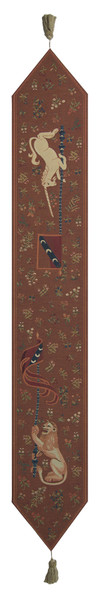 Lion And Unicorn European Table Runners WW-5210-7215