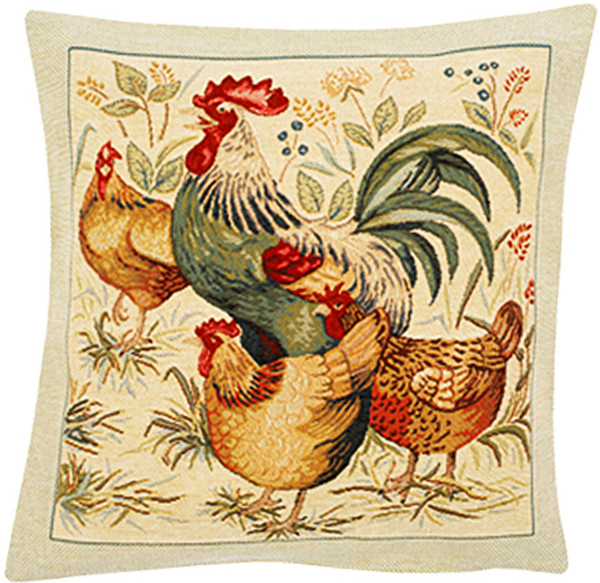 Picoti French Cushion WW-5451-7540