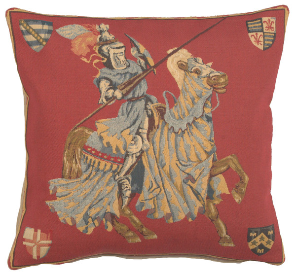Blue Knight European Cushion Covers WW-5776-8103