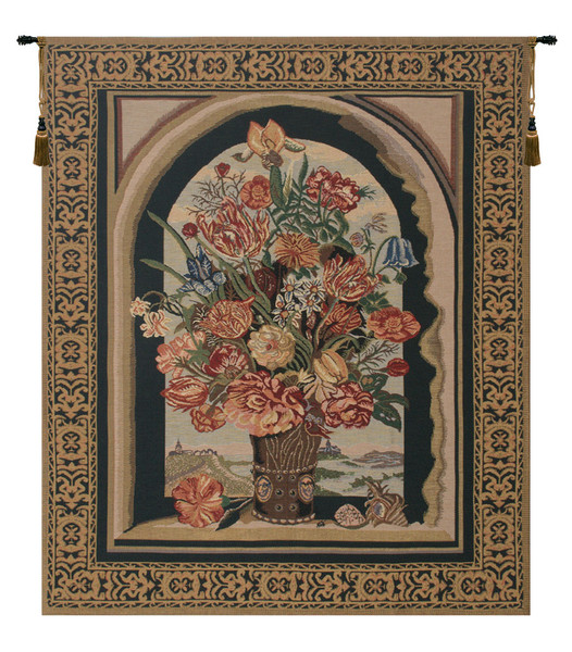 Ambrosius Bouquet Tapestry Wholesale WW-6877-9522