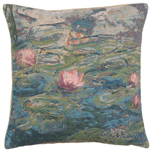 Monet's Water Lilies II European Cushion Covers WW-8341-11600