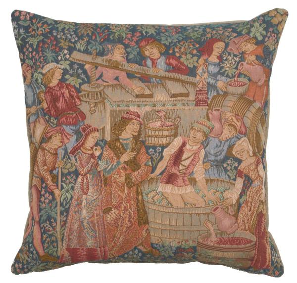 The Wine Press French Cushion WW-878-616