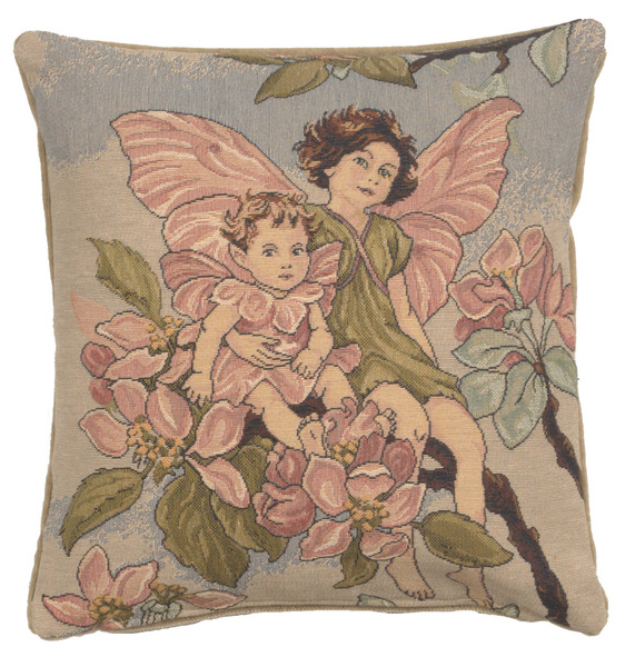 Apple Blossom Fairy Cicely Mary Barker I European Cushion Covers WW-8965-12627