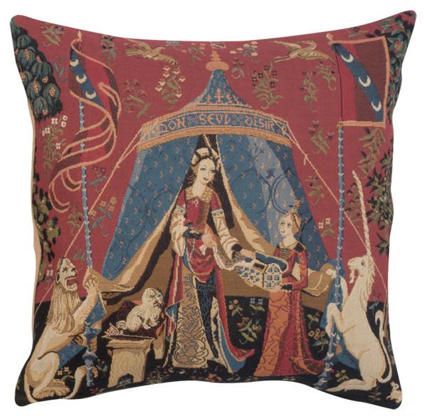 A Mon Seul Desir 1 European Cushion Covers WW-8968-12634