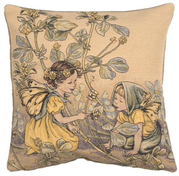 Black Medick Fairy Cicely Mary Barker I European Cushion Covers WW-8974-12661