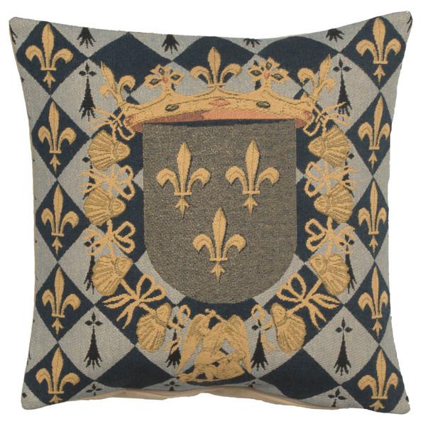 Medieval Crest I European Cushion Covers WW-943-1550