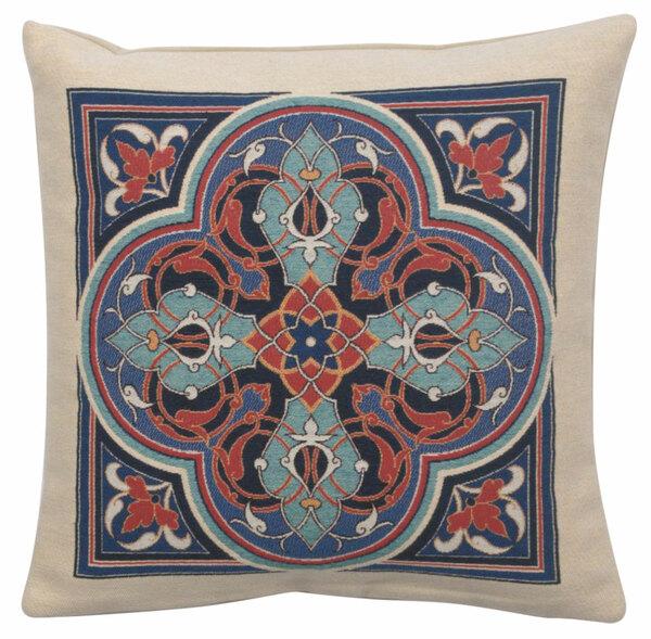 Mandala Infinity Decorative Pillow Cushion Cover WW-9502-13373