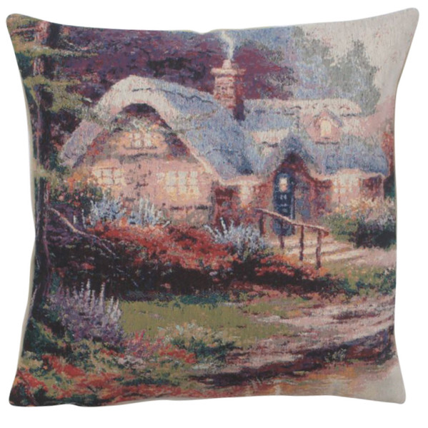 Beyond The Garden Gate Decorative Pillow Cushion Cover WW-9511-13382