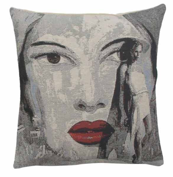 Fashion Forward Decorative Pillow Cushion Cover WW-9520-13391