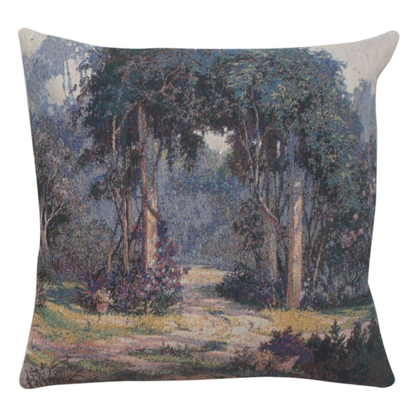 Fanciful Walk Decorative Pillow Cushion Cover WW-9533-13404