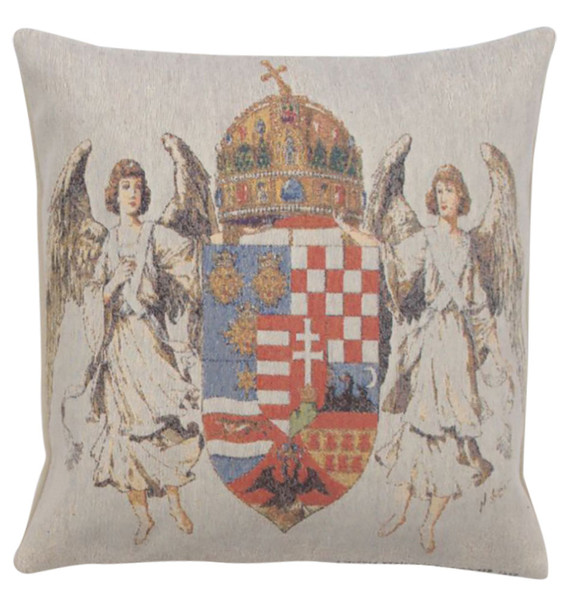 Angel Crest Decorative Pillow Cushion Cover WW-9534-13405