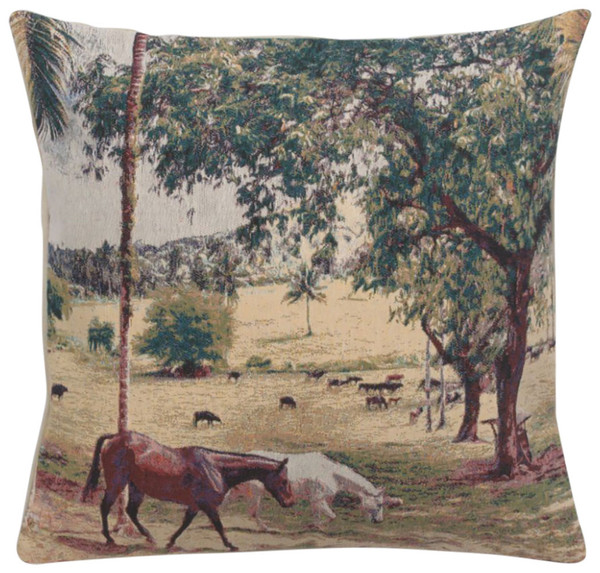 Graze Decorative Pillow Cushion Cover WW-9536-13407