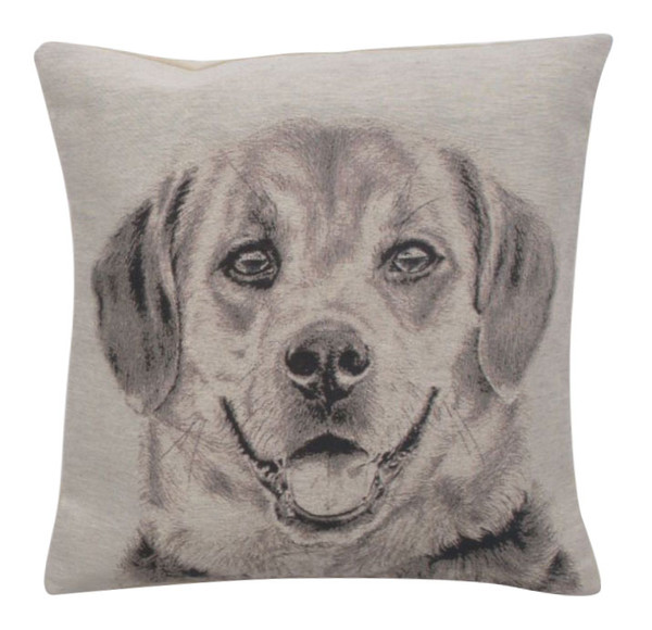Happy Canine II Decorative Pillow Cushion Cover WW-9543-13414