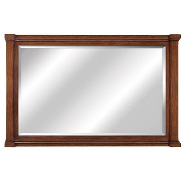 "65"" Accent Tamarack Brown Vanity Mirror Tamarack65Sm8"