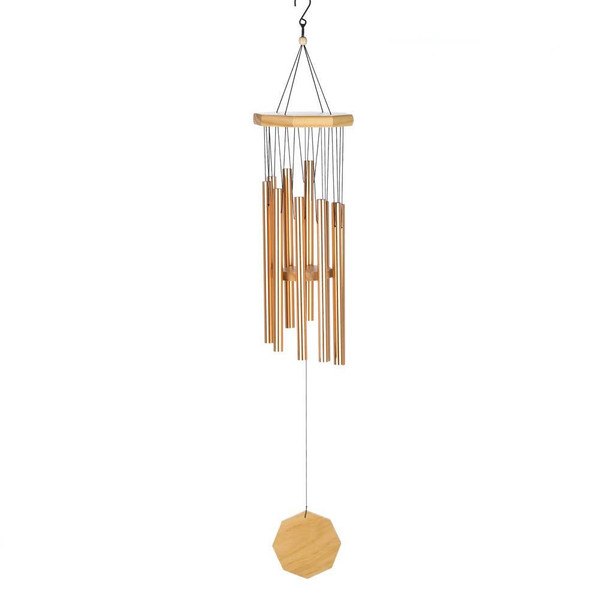 Copper Spirit Wind Chime 57071281 By Zingz