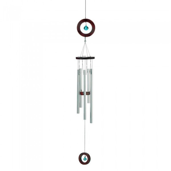 Jewel Circle Wind Chime  57074628 By Zingz