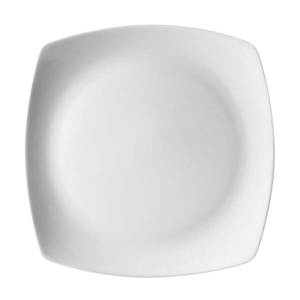 "10 Strawberry Street Aurora 10.75"" Dinner Plates- Pack Of 24 AUR-40 Street"