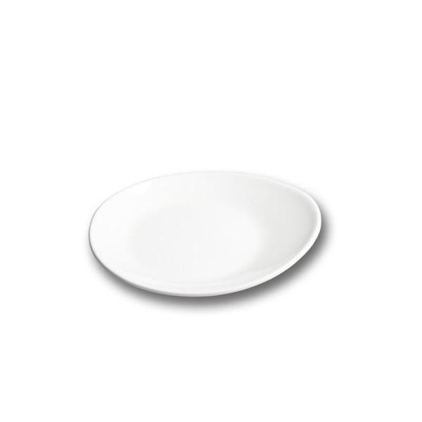 10 Strawberry Street Pond Oval Plates- Pack Of 64 B4514 Street