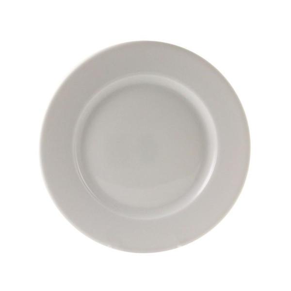"""10 Strawberry Street Bistro 8"""" Salad/Dessert Plates- Pack Of 24 BISTRO-8"""