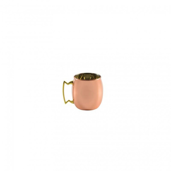 10 Strawberry Street 2-Ounces Classic Copper Mini Mug- Pack Of 24 COP-MINICLSC