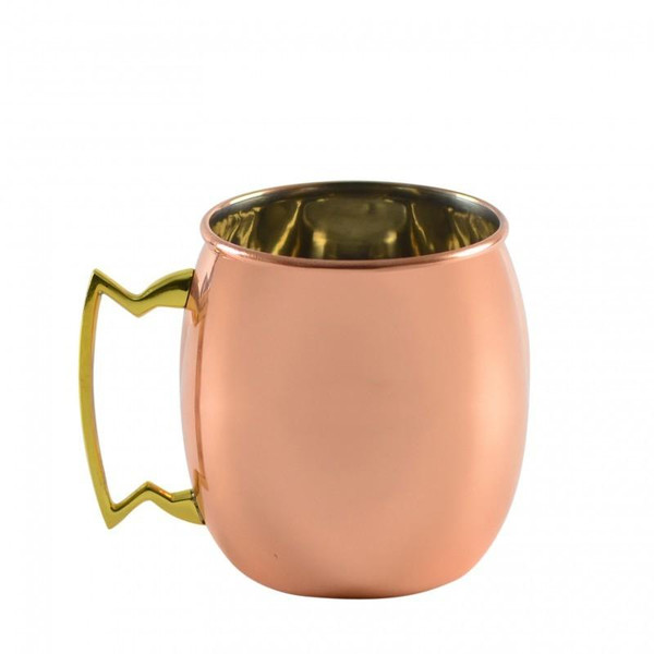 10 Strawberry Street 17-Ounces Classic Copper Mug- Pack Of 32 COP-MUGCLSC