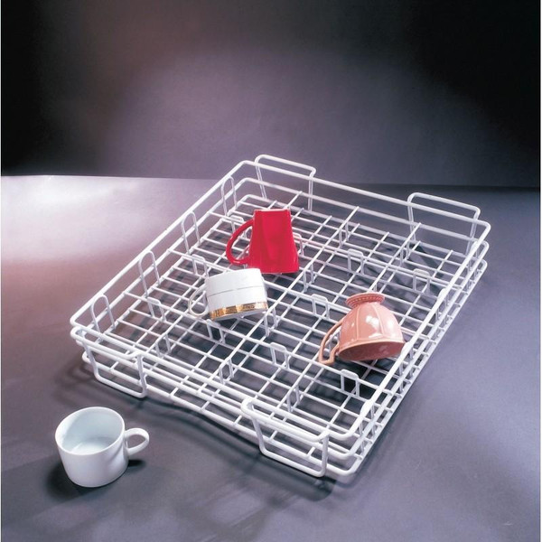 10 Strawberry Street 16-Compartment Cup Racks- Pack Of 8 CUP16 Street