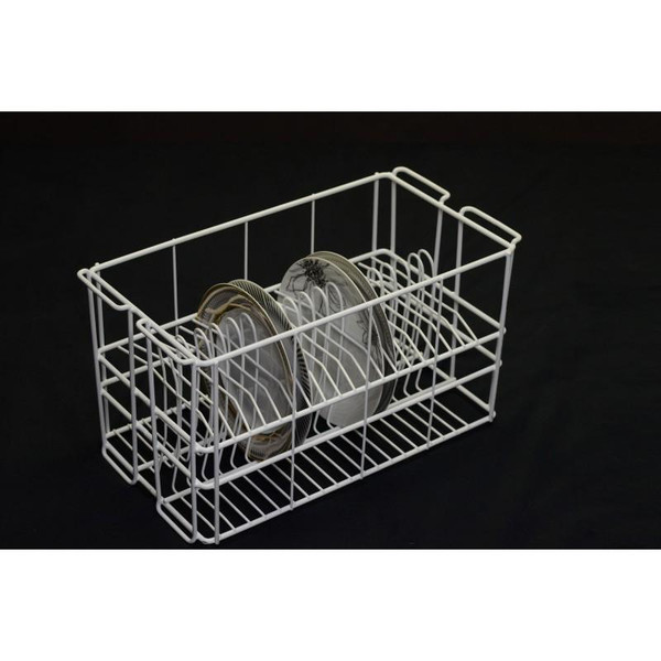 10 Strawberry Street 20-Compartment Dinner Plate Racks Pack Of 4 DIN20