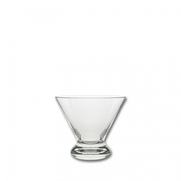 10 Strawberry Street 4-Ounces Mini Cocktail Alto Mini Dessert Glass- Pack Of 72 DSSRT-ALTO