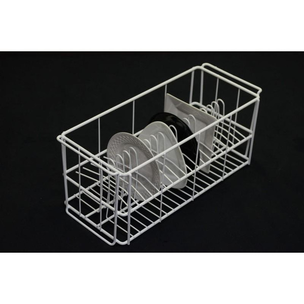 10 Strawberry Street 20-Compartment Salad Plate Racks Pack Of 6 SLD20
