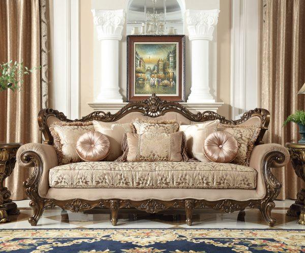 Homey Design Victorian Sofa HD-6935-SOFA