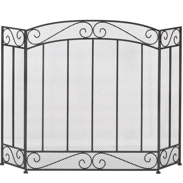 Classic Style Fireplace Screen 10016007
