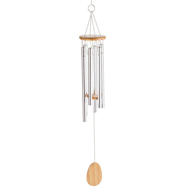 Wood And Aluminum Wind Chimes - 28191