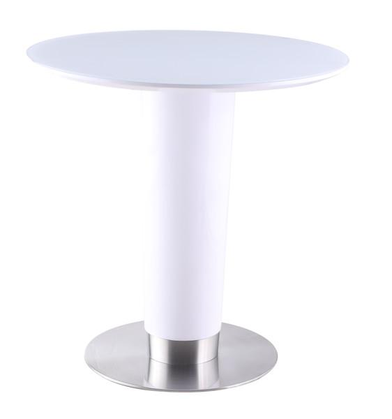 Agnes White Counter Table AGNES-CNT-WHT