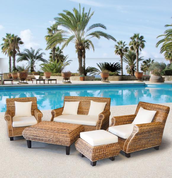 AFD Home La Sentada Outdoor Seatting Set Of 5 10264149