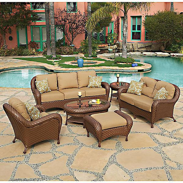 AFD Home Villanova 6 Piece Sofa Set 10725216